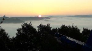 Camping avec vue sur la nature dans le Tarn
