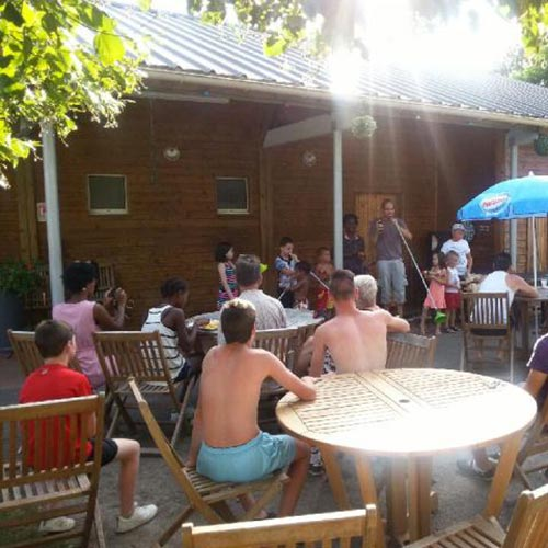 camping tarn avec ambiance familiale
