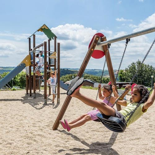 camping tarn véritable paradis des enfants