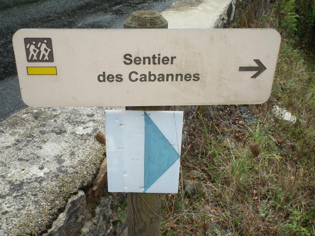 Photo sentier de randonnée sentier de cabanes