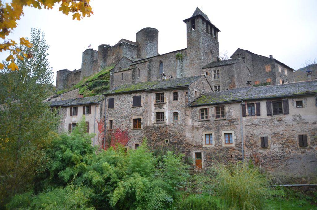 Brousse le Château dans le Tarn