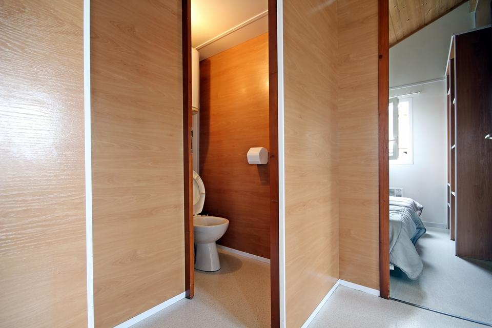 Chalet Confort toilettes