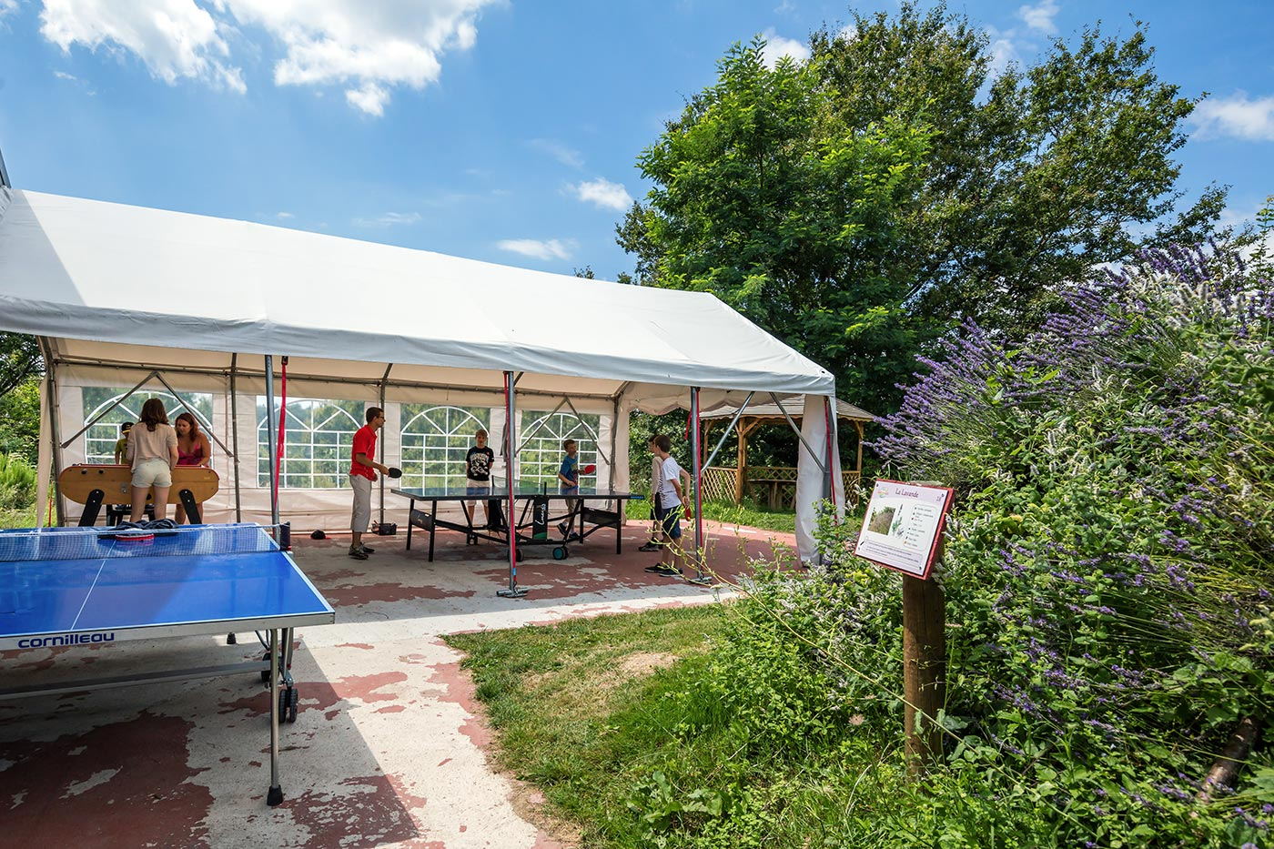 Camping tarn avec piscines et espace aquatique salle sport for Camping tarn et garonne avec piscine