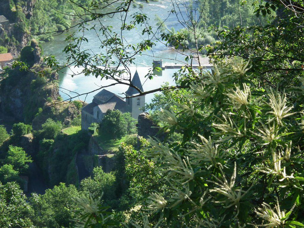 Petit village Saint Raphael dans le Tarn