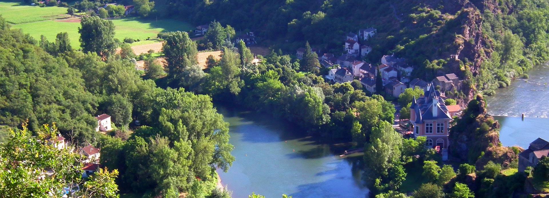 Découvez la Vallée du Tarn