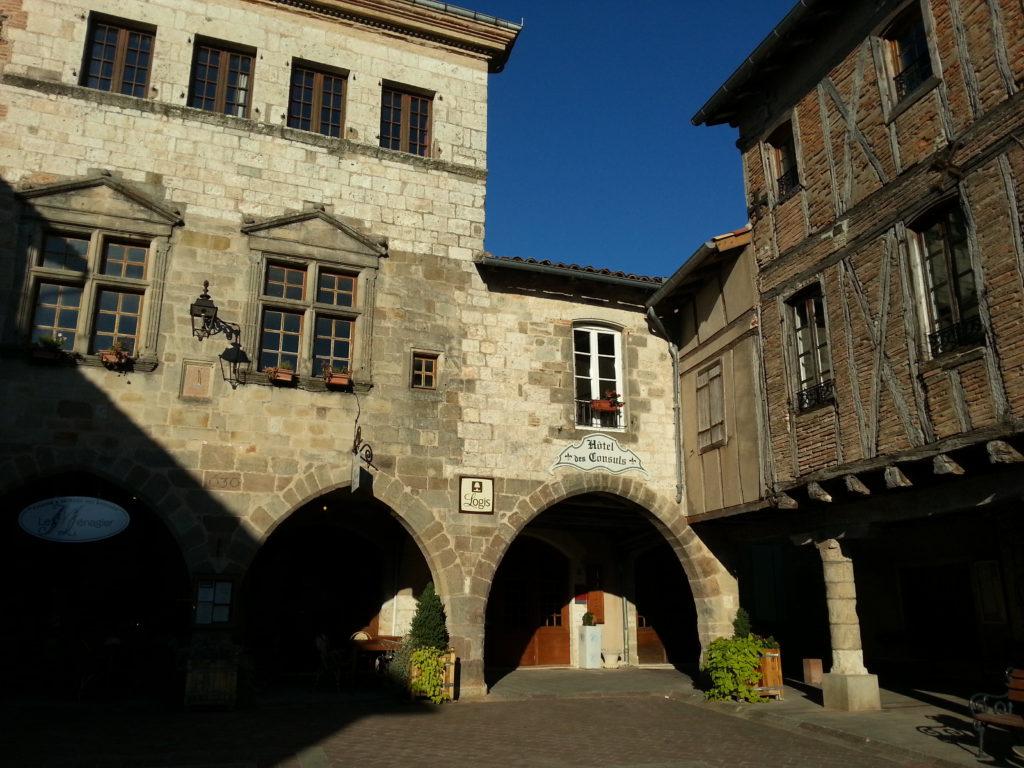 Les cités médiévales du Tarn